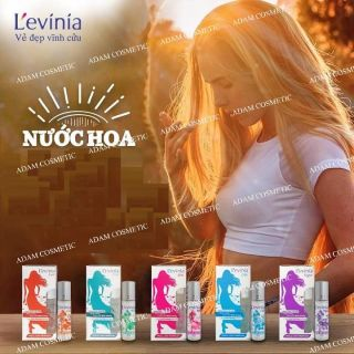 Nước hoa lăn cao cấp mini Levinia 9ml (L EVINIA) thumbnail