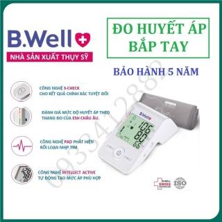 Máy đo huyết áp bắp tay tự động B. WELL Hàng Nhập Khẩu thumbnail