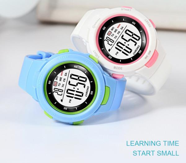 Nơi bán Đồng hồ điện tử thể thao nam nữ MINGRUI MR-8217L đa chức năng mới nhất