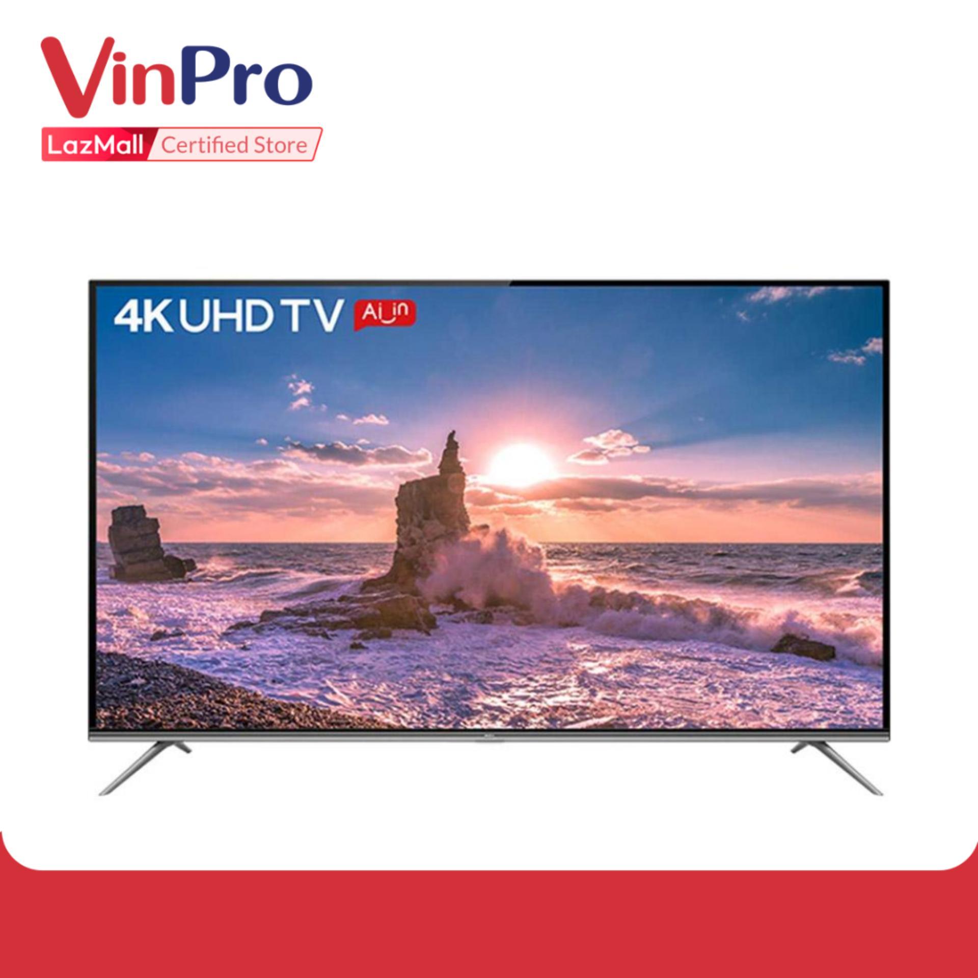 Bảng giá Smart Tivi TCL 4K 43 Inch L43P8 - Hàng chính hãng - Hệ điều hành Android, kết nối mạng LAN, Wifi - Bảo hành 2 năm