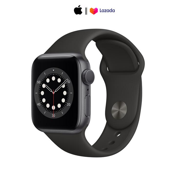 [ Bản Quốc Tế Full Box ] SmartWatch Series 6, Đồng Hồ Thông Minh Cao Cấp Watch 6 Bluetooth 5.2, Màn Hình 1.72 Full Cảm Ứng, Nhiều Giao Diện, Theo Dõi Sức Khỏe, Đo Nhịp Tim, Huyết Áp, Nghe Gọi Trực Tiếp, Chống Nước  IP68, Pin Khủng