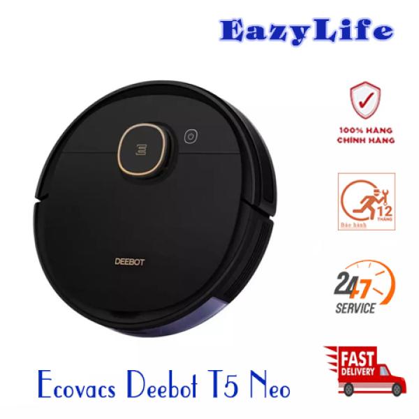 Robot hút bụi lau nhà Ecovacs Deebot T5 Neo DX55