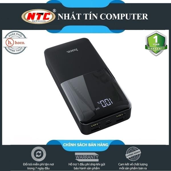 Pin sạc dự phòng Hoco J42A High power 20000mAh 2 cổng input / 4 cổng output - Nhat Tin Certified Store