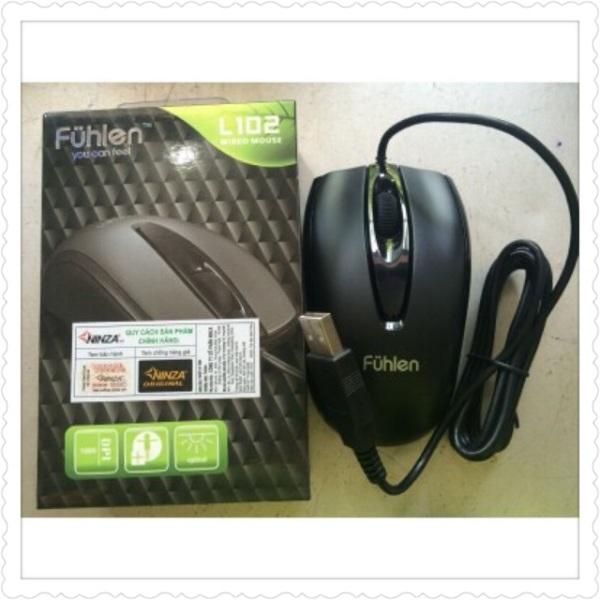 Bảng giá Combo 10 chuột Fuhlen l102 có dây cổng USB. cam kết hàng đúng mô tả chất lượng đảm bảo an toàn đến sức khỏe người sử dụng đa dạng mẫu mã màu sắc kích thước Phong Vũ