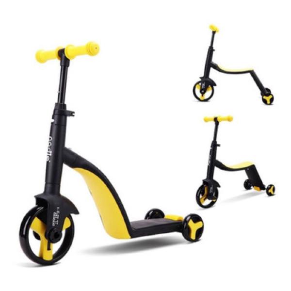 Phân phối Xe Trượt Scooter Nadle 3 trong 1 - Đa năng tiện lợi dễ sử dụng với 3 chức năng vừa xe đạp