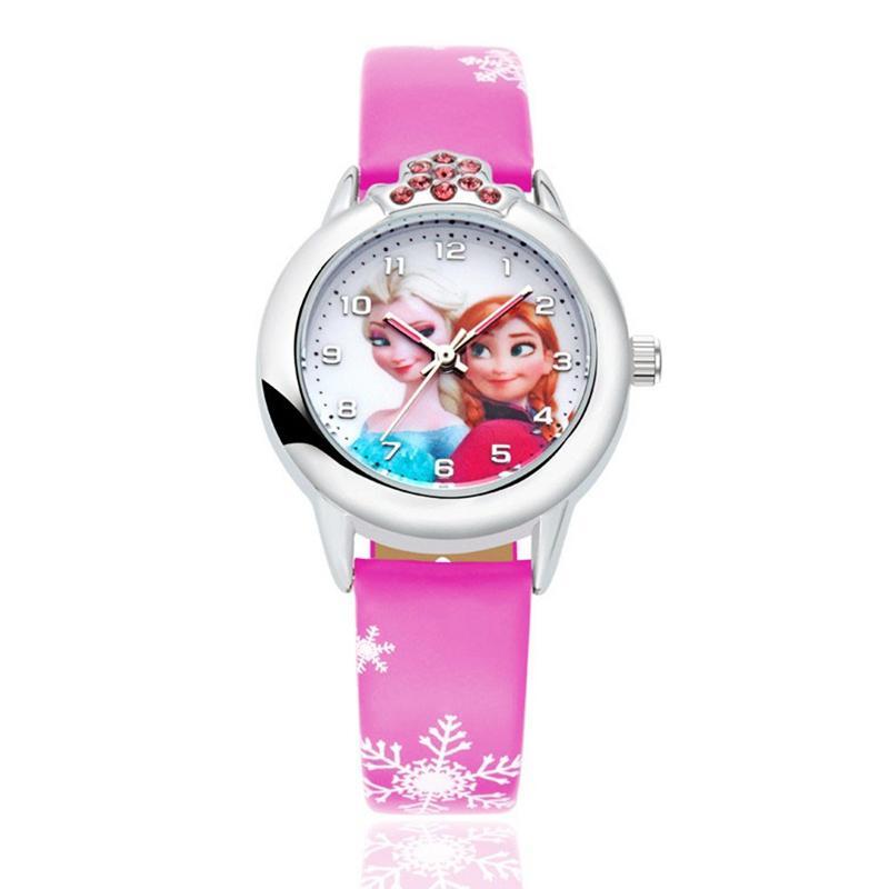 Giá bán Đồng hồ Elsa & Anna cho bé gái BBShine – DH002