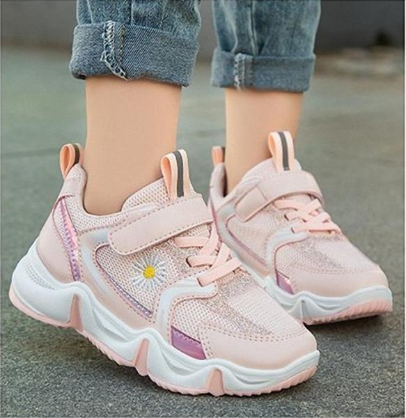 Giá bán Giày thể thao cho bé gái từ 4 đến 15 tuổi TTA021