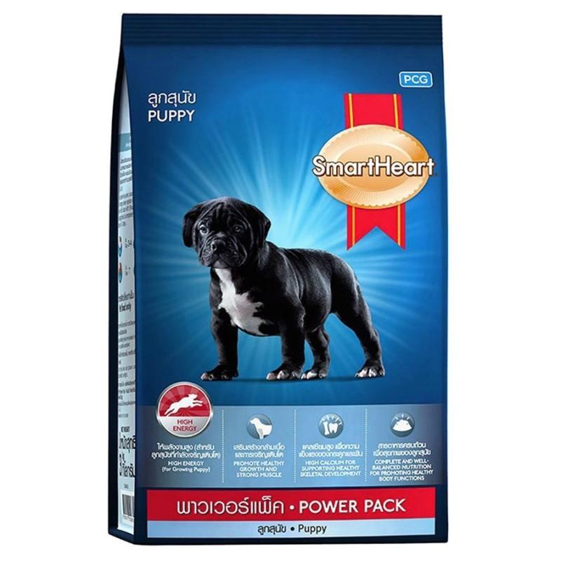 Thức ăn Smartheart Puppy Power Pack 3kg