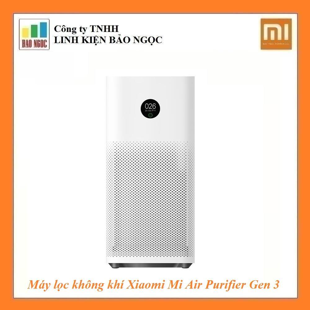 Bảng giá Máy lọc không khí thông minh Xiaomi Mi Air Purifier Gen 3 2019