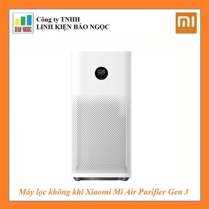 Máy lọc không khí thông minh Xiaomi Mi Air Purifier Gen 3 2019