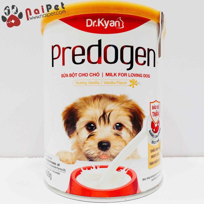 Sữa Bột Dinh Dưỡng Cho Chó Predogen Dr.Kyan Hộp 400g