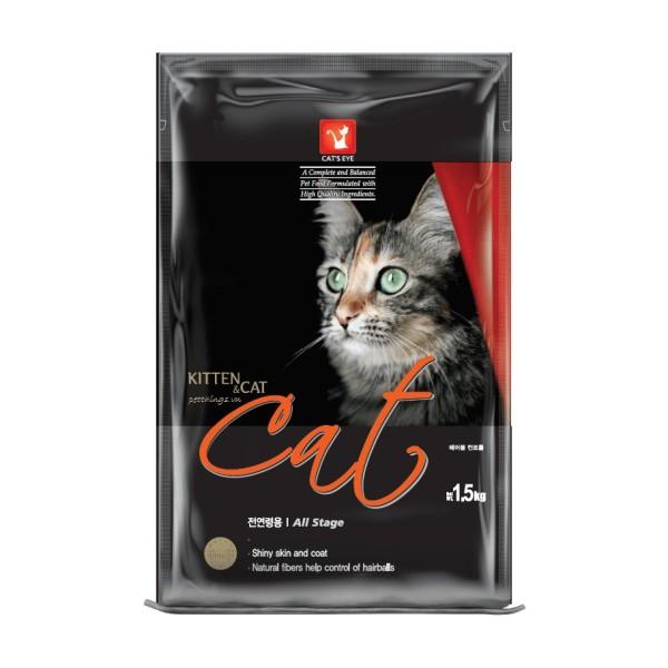 Thức Ăn Cho Mèo Cat Eye 1,5 Kg