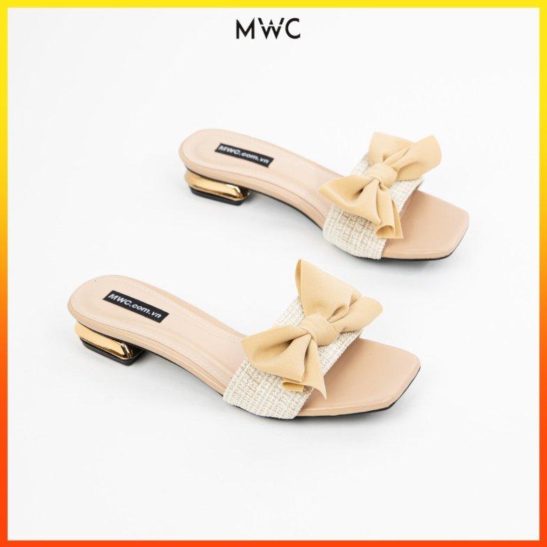 Dép nữ MWC NUDE- 3422 giá rẻ