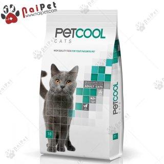 Thức Ăn Hạt Cho Mèo Trưởng Thành Petcool Cats 1kg thumbnail