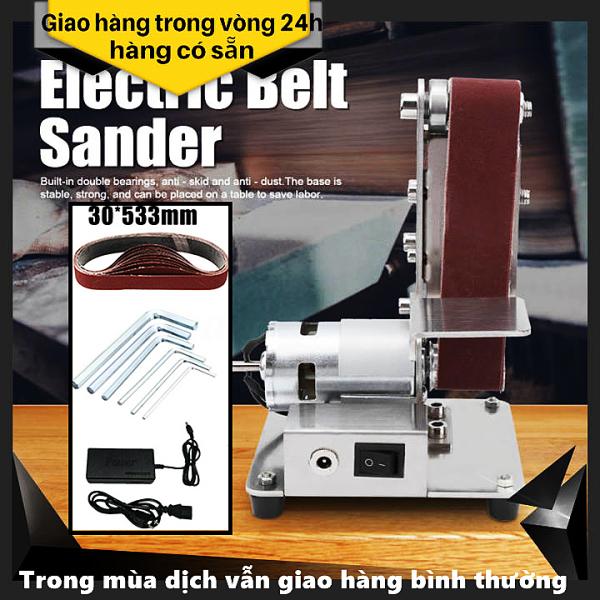 775 Máy mài đa chức năng máy chà nhám đai điện mini máy mài đánh bóng DIY máy cắt máy mài cạnh - Người bán địa phương