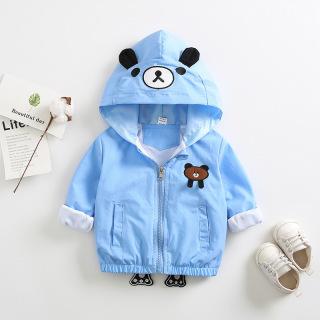 áo tết cho bé trai SIÊU HOT áo khoác mặc tết cho bé trai & bé gái kiểu GẤU CON ngộ nghĩnh - SIZE TỪ 7-32 KG thumbnail