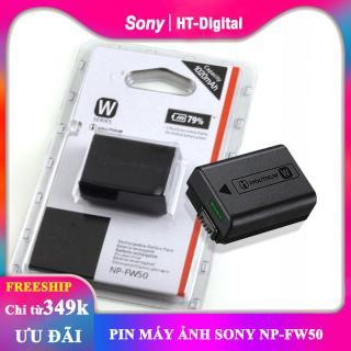 Pin NP-FW50 cho Sony A6300 A6000 A6500 A5100 A5000 A55 A3000 A7R Alpha 7 7R A33 A35 A37 A55 Nex thumbnail