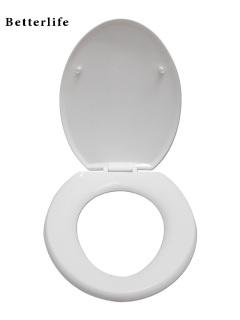 Bộ nắp bàn cầu , nắp bồn cầu nhà vệ sinh WC cao cấp - BetterLife thumbnail