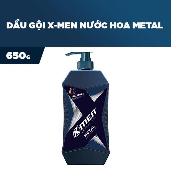 X Men -   Dầu Gội Nước hoa X-Men Metal 650g  - Giá Sỉ tốt nhất