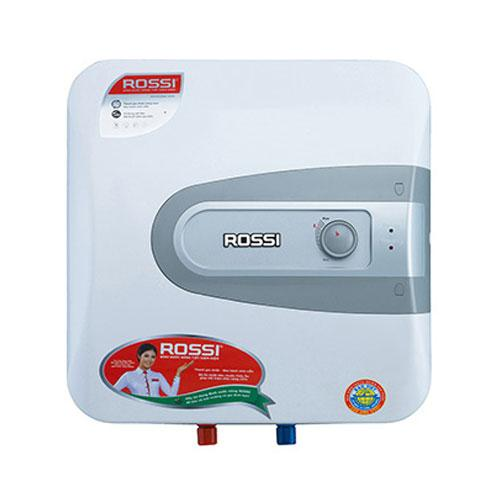 Bình nóng lạnh Rossi R20 Ti (Titanium Chống giật) Tặng dây cấp, kép nối, băng tan
