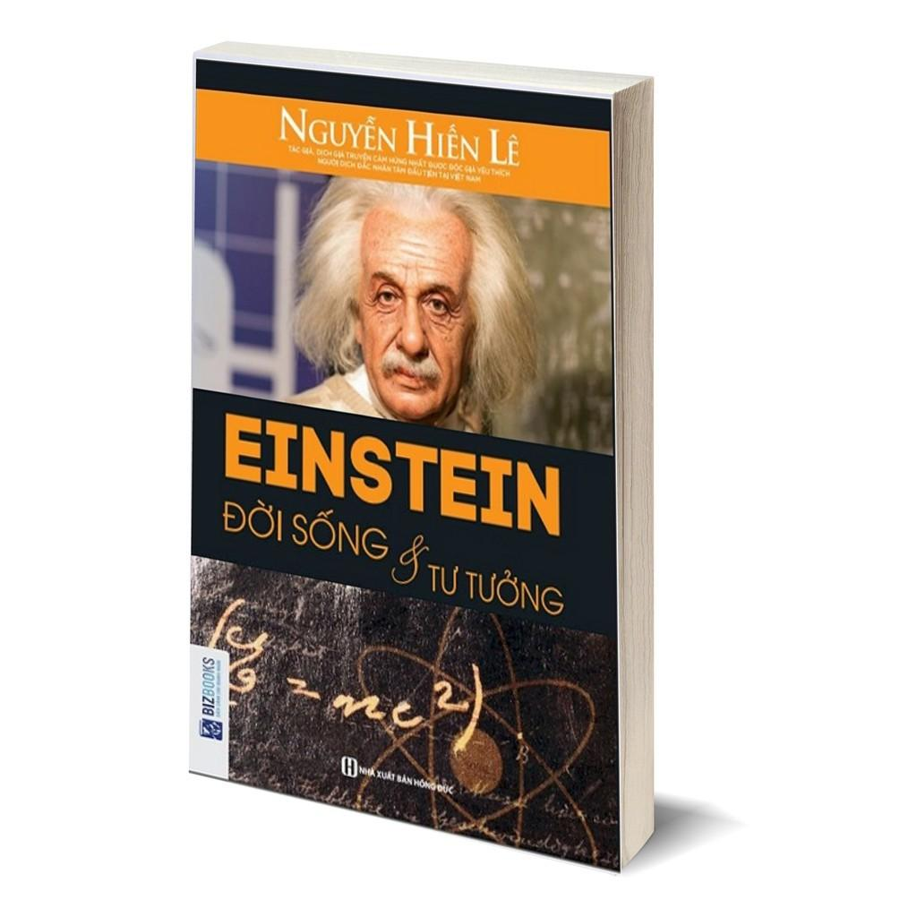Mua Sách Giá Rẻ-Einstein (Đời Sống Và Tư Tưởng)
