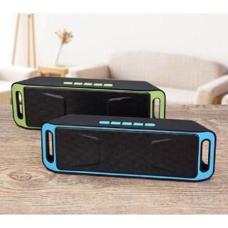 Loa Bluetooth SC208 Âm thanh pass nghe cực đã thumbnail