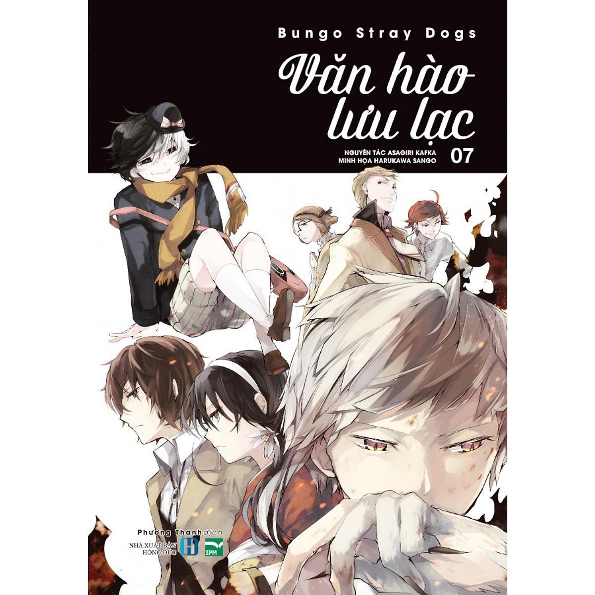 Mua Văn Hào Lưu Lạc - Tập 7