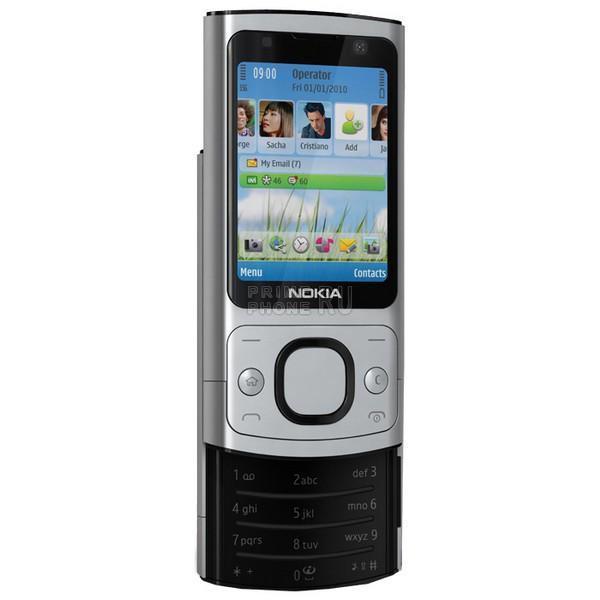 Điện thoại Nokia 6700 Slide Kiếu Dáng Trượt