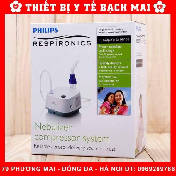 Máy Xông Khí Dung - Máy Xông Mũi Họng Philips USA nhập khẩu