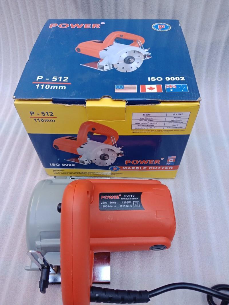 Máy cắt gạch Power P512-máy cắt gạch giá rẻ