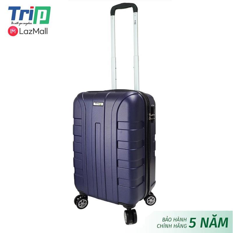 Vali TRIP P12 Size 20inch - Vali size xách tay lên cabin máy bay đựng từ 7kg đến 10kg hành lý