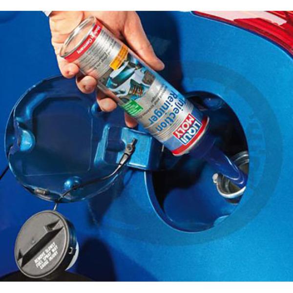 Súc béc xăng chính hãng Liqui Moly - Phụ gia làm sạch động cơ xăng cao cấp nhập khẩu Đức Liqui Moly 300ml