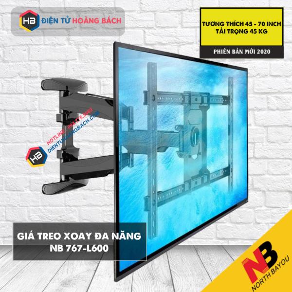 Bảng giá Giá treo tivi xoay đa năng L600 45 - 70 inch - Hàng Nhập khẩu Điện máy Pico