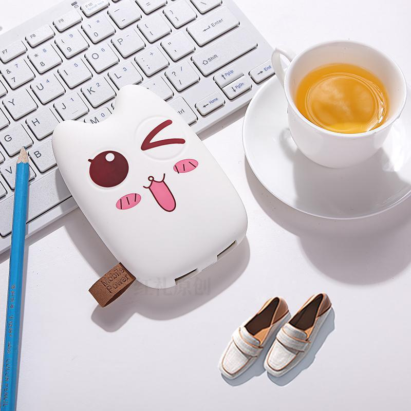 Giá Sạc Dự Phòng Totoro II 9000mAh siêu nhẹ siêu dễ thương, 2 cổng sạc sạc nhiều thiết bị, Hổ Trợ Sạc Nhanh 2A sac du phong cho iphone, samsung, oppo,...