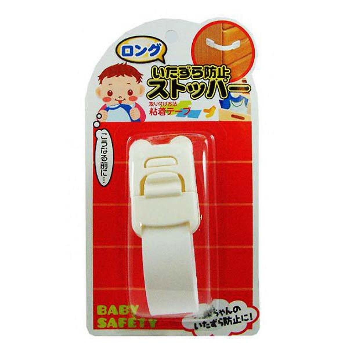[Đồng Giá 33k] Khóa Ngăn Kéo, Tủ Lạnh Trẻ Em (mẫu Mới) - Nội địa Nhật Bản Giá Sốc Nên Mua