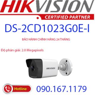 [HCM]Camera IP hồng ngoại 2.0 Megapixel HIKVISION DS-2CD1023G0E-I thumbnail