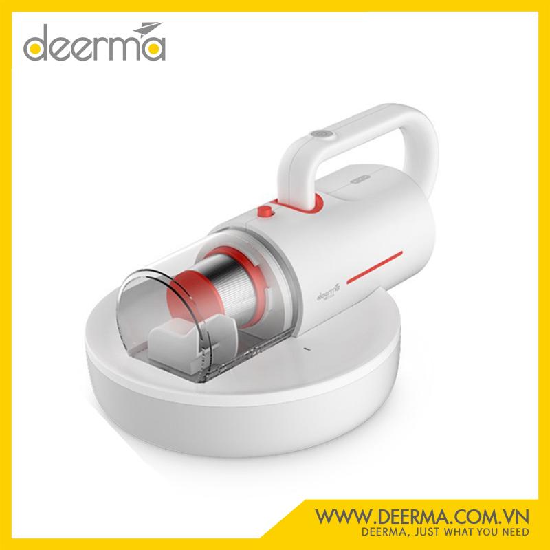 Máy hút bụi giường nệm cầm tay đa năng Deerma DEM-CM1300
