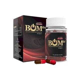 Viên uống tăng sức khỏe nam BOMdin thumbnail