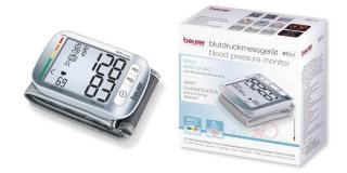 Máy đo huyết áp cổ tay Beurer BC50 - Nhập Khẩu Từ Đức , Bảo Hành 3 Năm thumbnail