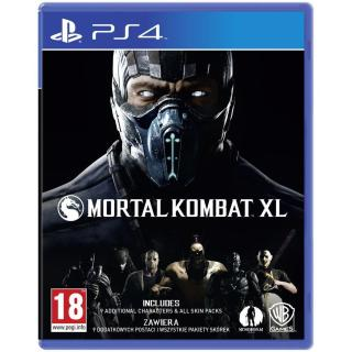 Game cho PS4 Mortal Kombat XL thumbnail