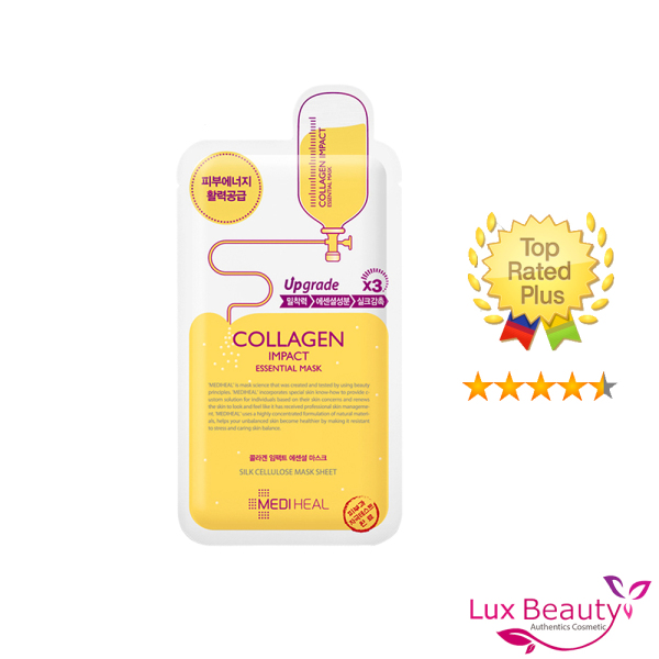 Mặt Nạ Mediheal Phục Hồi Da Chiết Xuất Collagen 25ml Collagen Impact Essential Mask cao cấp