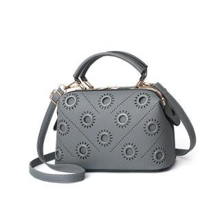 [HCM]Túi xách tay đeo chéo nữ chất liệu da PU đúc cao cấp form dáng cứng cáp thời trang KA143 thumbnail
