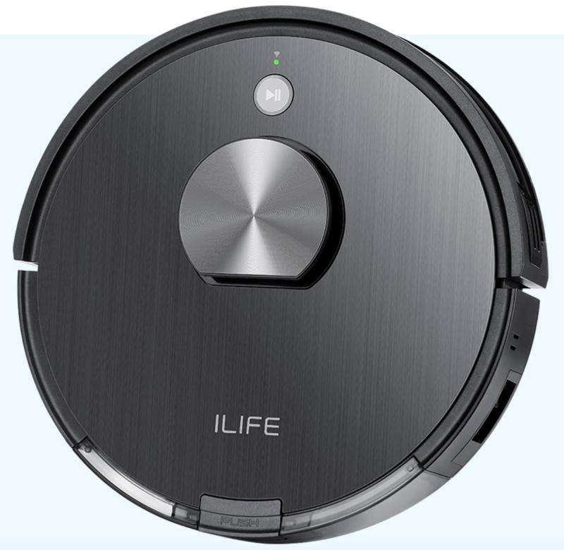 Robot Hút Bụi Lau Nhà ILIFE X900 - hàng chính hãng