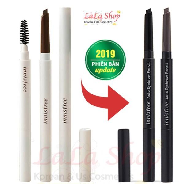 Chì kẻ mày 2 đầu Innisfree Auto Eyebrow Pencil, cam kết sản phẩm đúng mô tả, chất lượng đảm bảo