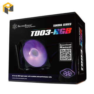 Tản nhiệt nước CPU SilverStone Tundra TD03-RGB thumbnail