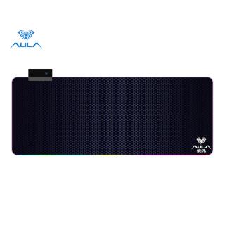 Nhà máy sản xuất bàn di chuột chơi game chuyên nghiệp AULA F-X5, bàn di chuột phát sáng RGB phù hợp với các dòng laptop cỡ lớn thumbnail