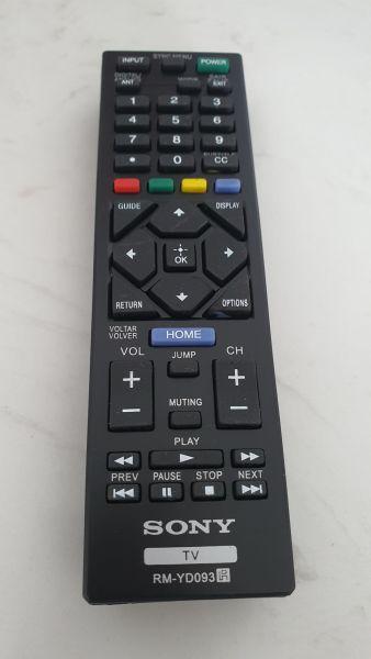 Bảng giá REMOTE ĐIỀU KHIỂN TIVI SONY LCD SMART RM YD093(054) HÀNG XỊN ĐẸP