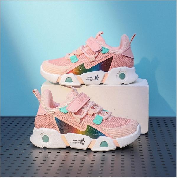 Giá bán giày thể thao bé gái siêu nhẹ cao cấp - SS332
