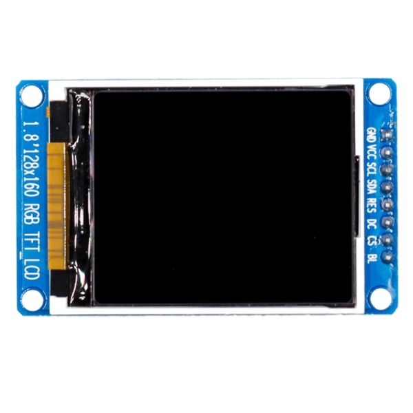 Bảng giá 1.8 Inch LCD Display Module Full Color 128x160 RGB SPI TFT LCD Display Module ST7735S 3.3V Replace OLED Power Supply Phong Vũ