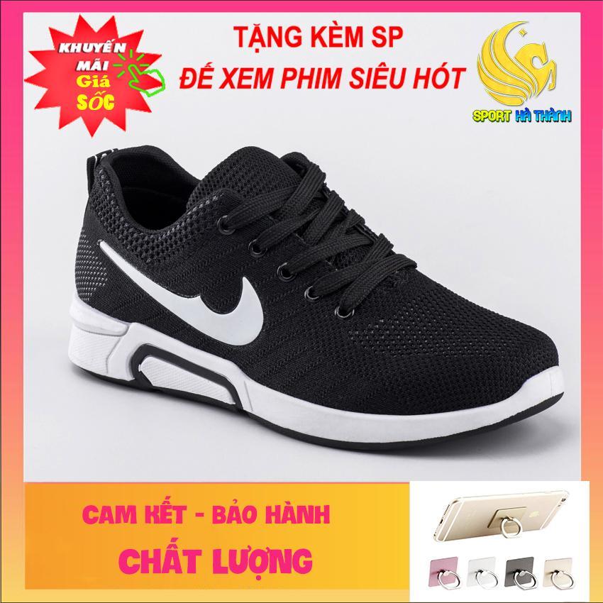 [NEW HOT] Giày sneaker nam - Giày nam thể thao sneaker - Giày nam thể thao Sport Hà Thành - SZ001